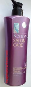 DG Kerasys Salon care straightening Ampoule - Tím 600ml