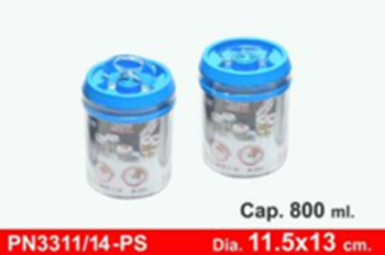 Hộp đựng TP air tight canister PN3311/19-PS 36/1