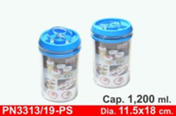 Hộp đựng TP air tight canister PN3313/19-PS 36/1