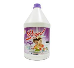Nước giặt Royal can tím Sensual Passion 3600ml 4/1